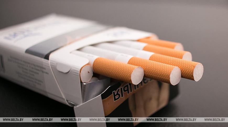 Некоторые марки сигарет подорожают в Беларуси с 1 мая