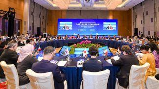 Фото белорусской дипломатической миссии в Пекине