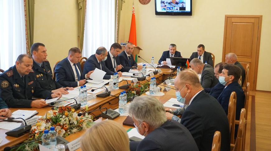 Фото пресс-службы Минсельхозпрода