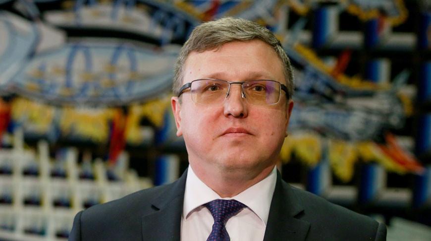 Александр Шумилин. Фото из архива