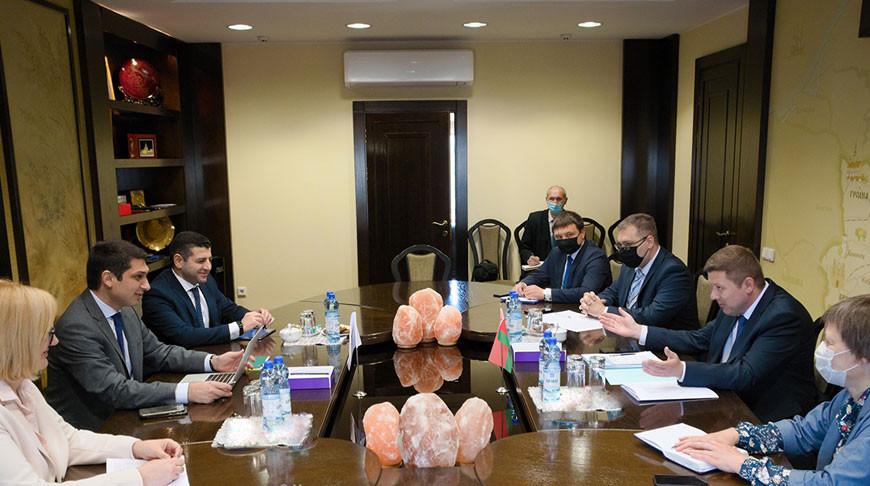Минэкономики и ЕЭК обсудили вопросы работы белорусских производителей на рынках стран ЕАЭС