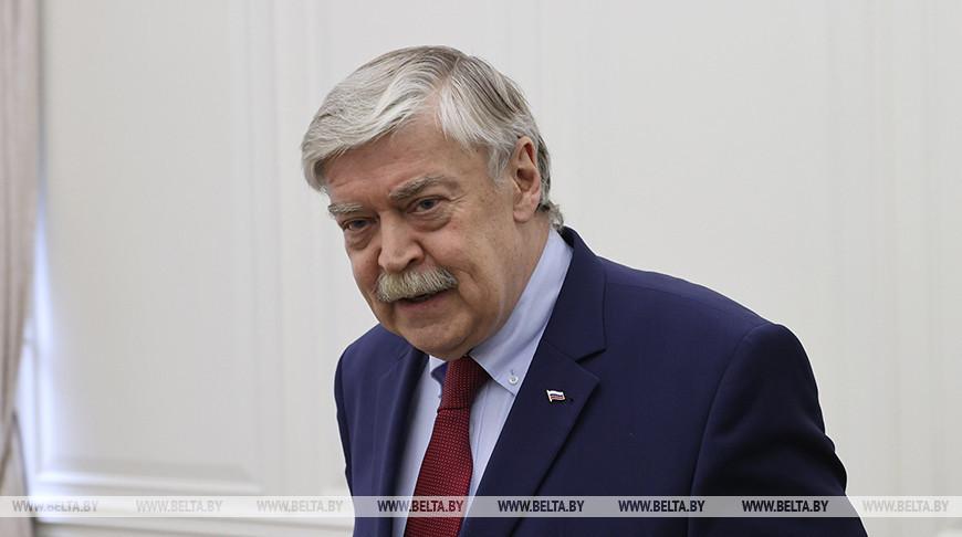 Евгений Лукьянов. Фото из архива