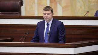 Дмитрий Ярошевич. Фото из архива