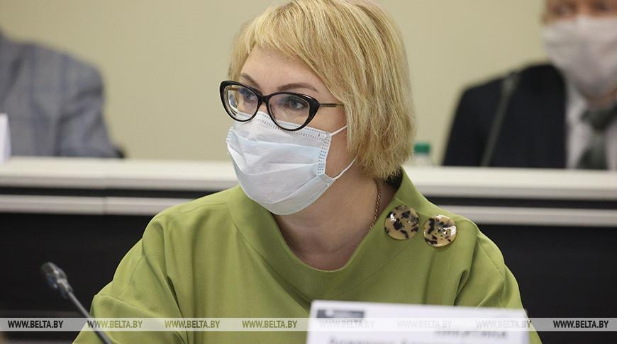 Анжелика Никитина. Фото из архива