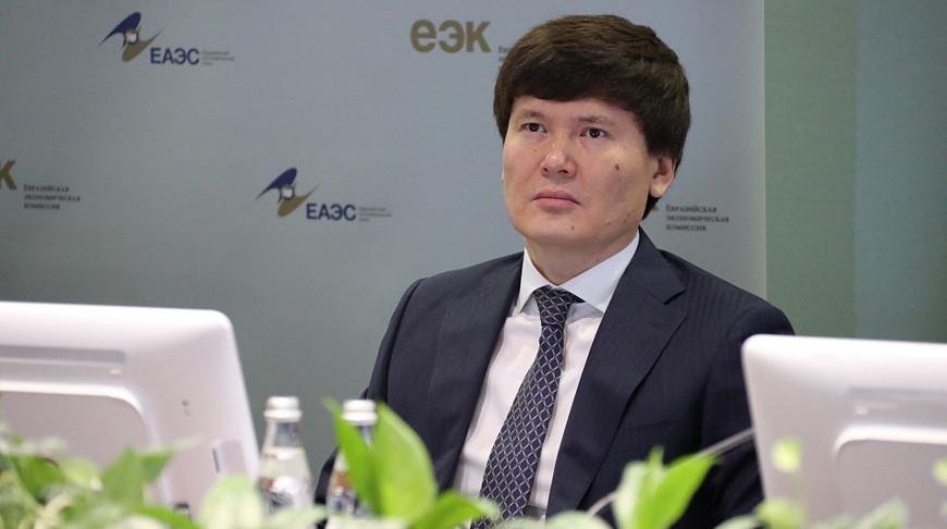 Руслан Бекетаев. Фото ЕЭК