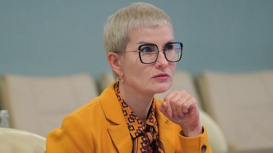 Ия Малкина. Фото из facebook-аккаунта