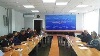 Фото Национального центра маркетинга МИД Беларуси