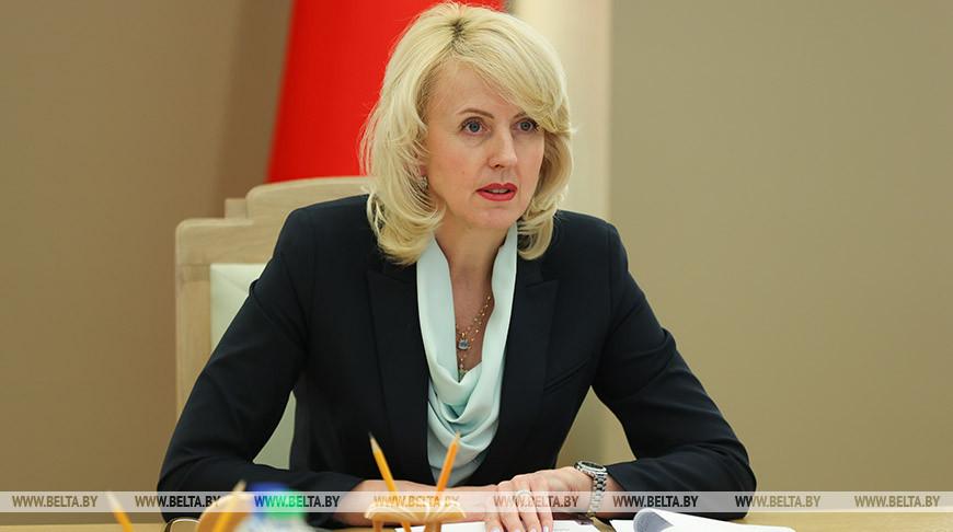 Татьяна Рунец. Фото из архива