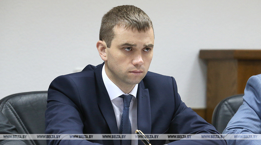 Дмитрий Петруша. Фото из архива