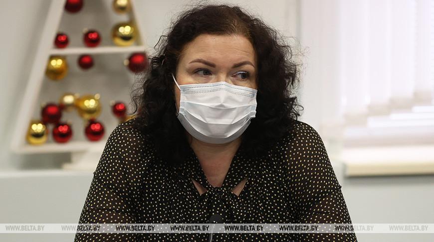Елена Григоренко