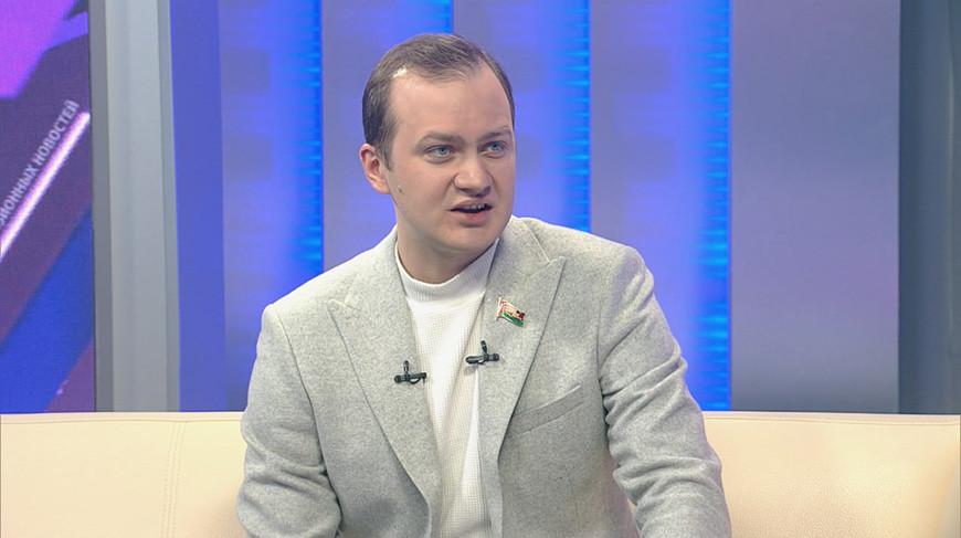 Дмитрий Воронюк. Скриншот из видео