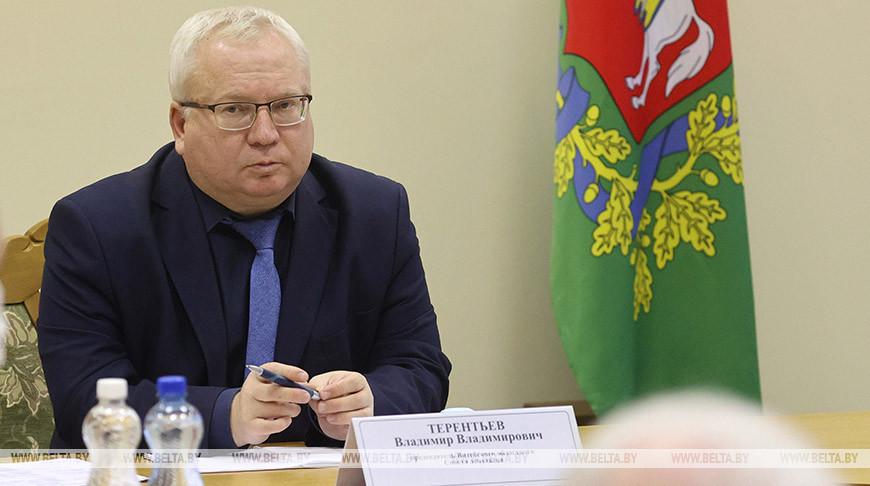Владимир Терентьев. Фото из архива