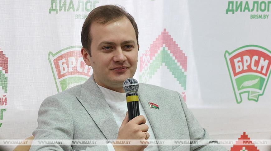 Дмитрий Воронюк. Фото из архива