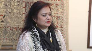 Чрезвычайный и Полномочный Посол Индии в Беларуси Сангита Бахадур. Фото из архива