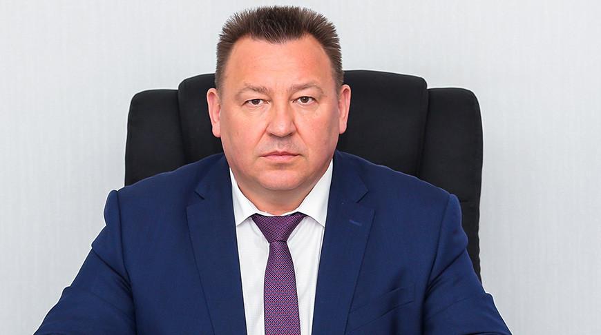 Вячеслав Шило. Фото Белорусского профсоюза работников здравоохранения