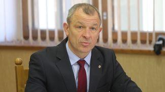 Алексей Бегун. Фото из архива