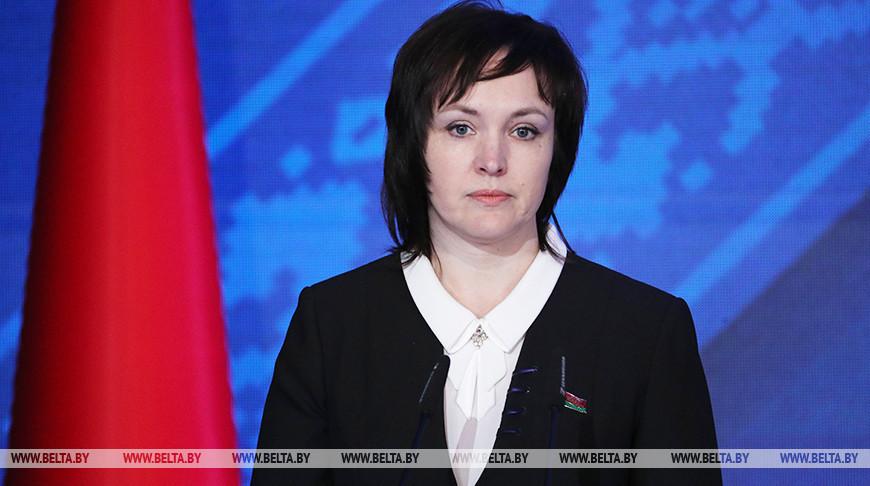Елена Потапова. Фото из архива