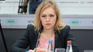 Екатерина Речиц. Фото из архива