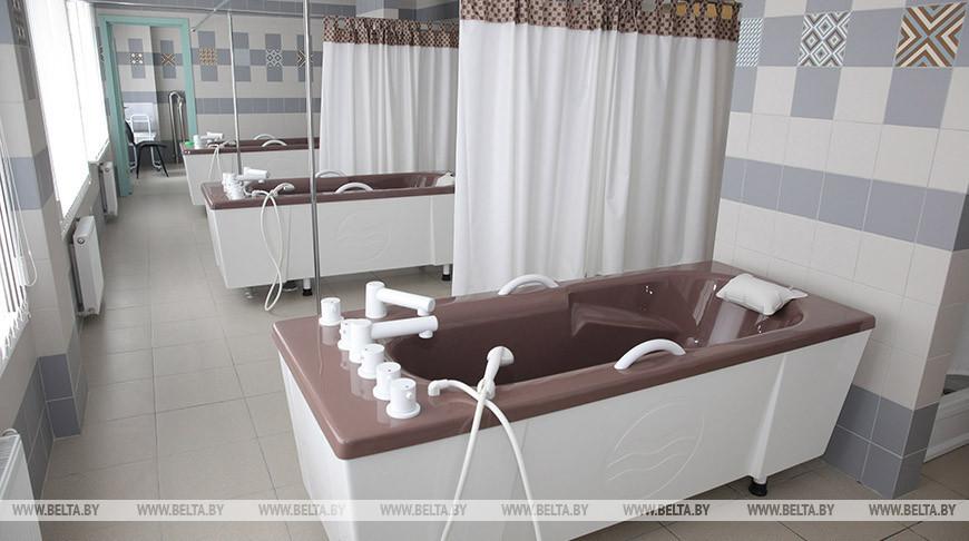 Реабилитацию после ковидной пневмонии можно пройти в 75 белорусских здравницах