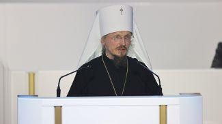 Митрополит Минский и Заславский, Патриарший экзарх всея Беларуси Вениамин