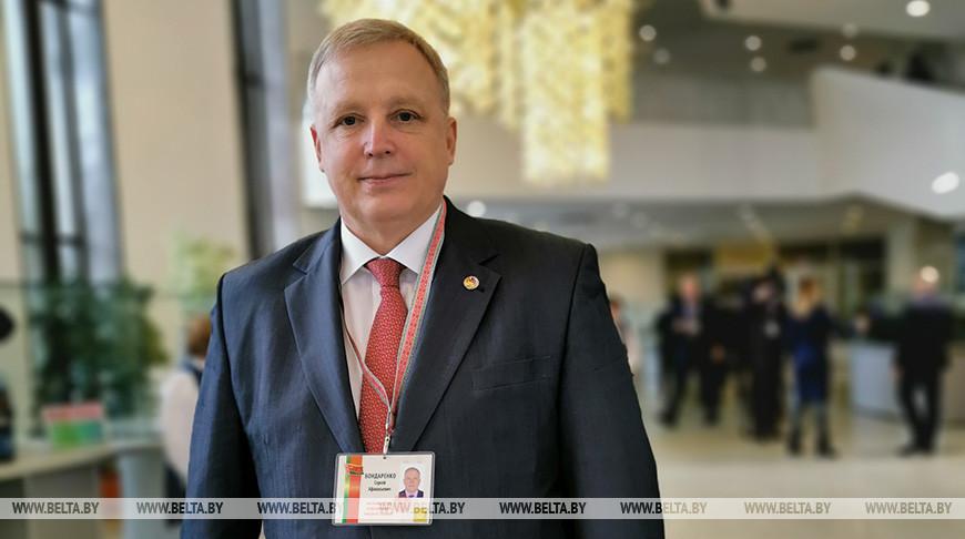 Беларусь и Россия должны быть только вместе - гость ВНС