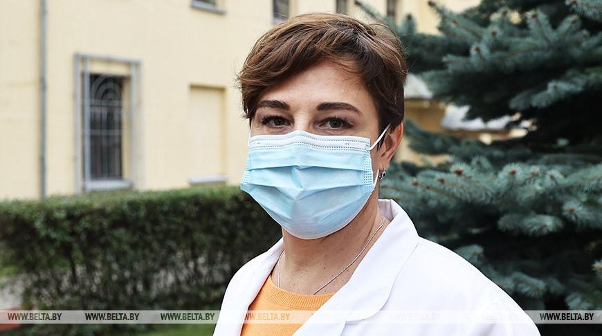 Наталья Саевич. Фото из архива