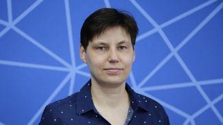 Светлана Алейникова. Фото БИСИ
