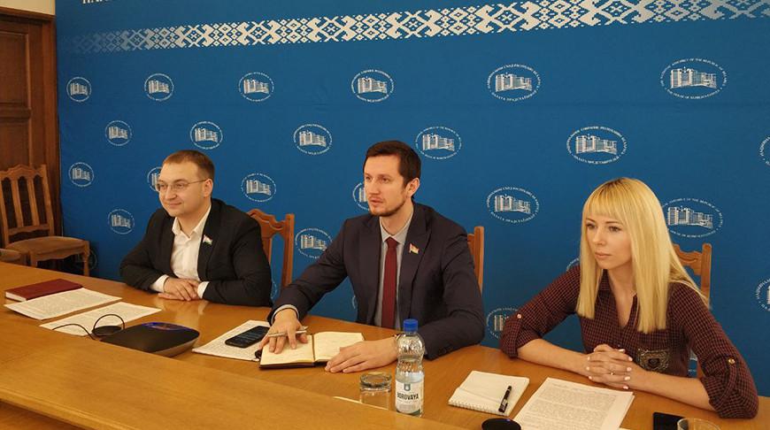 Белорусские депутаты обсудили итоги ВНС с представителями Компартии народов Испании