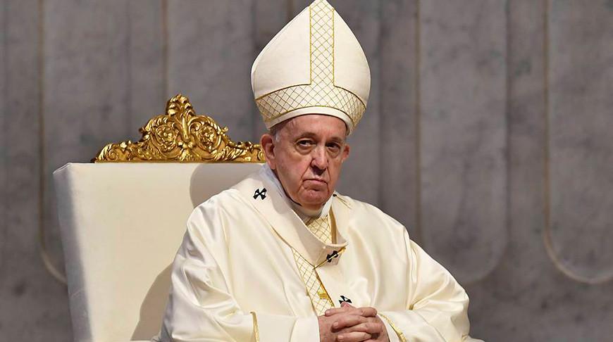 Папа Римский Франциск. Фото   Associated Press