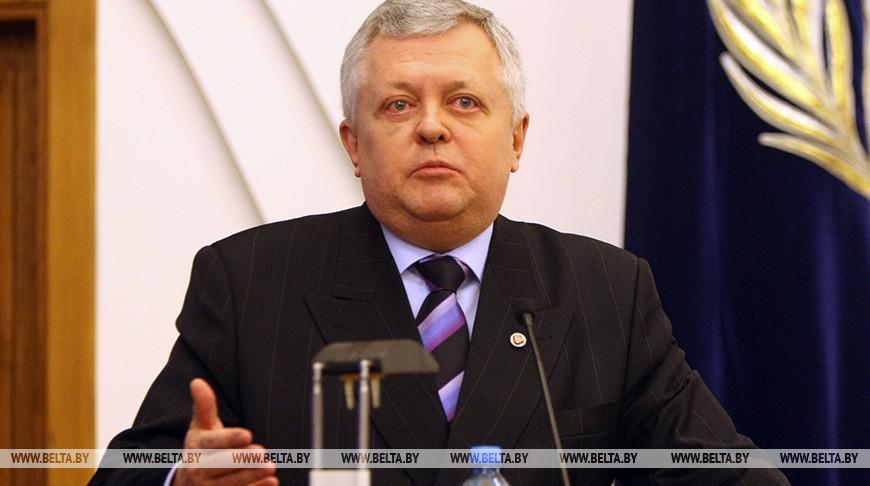 Сергей Кандыбович. Фото из архива