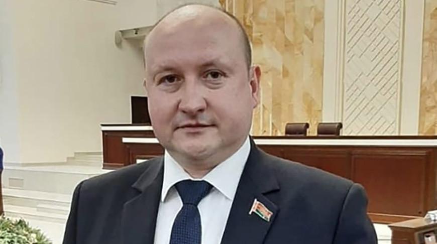 Анатолий Насеня. Фото из личного архива