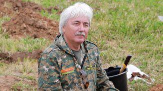 Николай Борисенко. Фото из архива