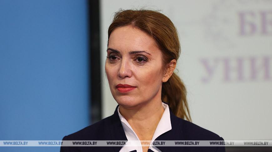 Наталья Карчевская. Фото из архива