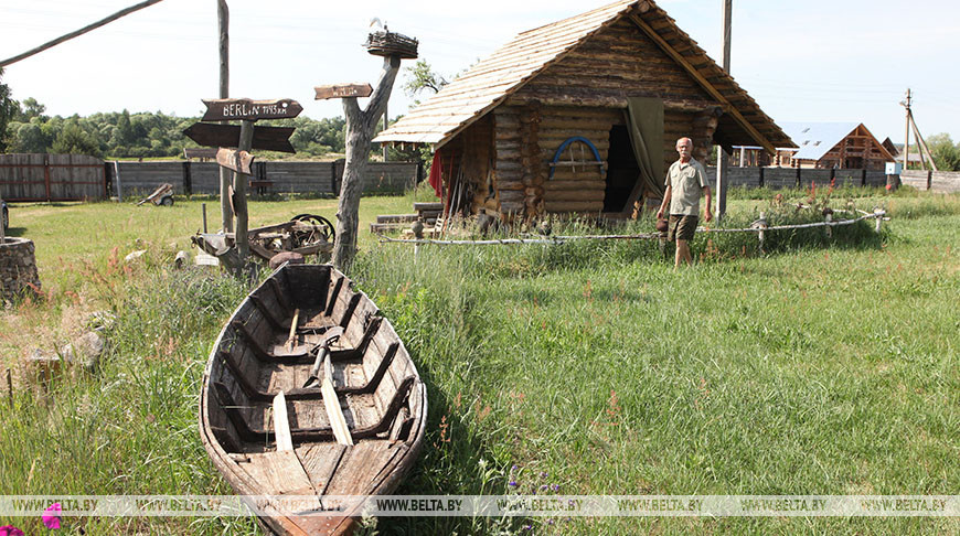 """Агроусадьба """"Богомазов двор"""". Фото из архива"""