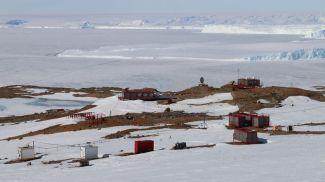 Фото участников 12-й Белорусской антарктической экспедиции
