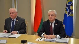 Фото пресс-службы Совета Республики