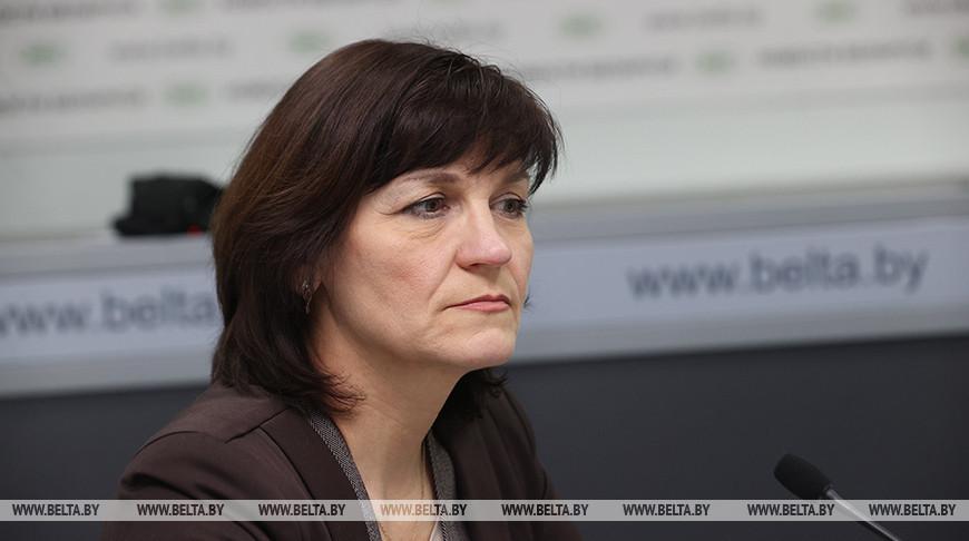 Ирина Довгало. Фото из архива