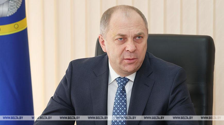 Носкевич прокомментировал расследование дел Тихановского и координационного совета