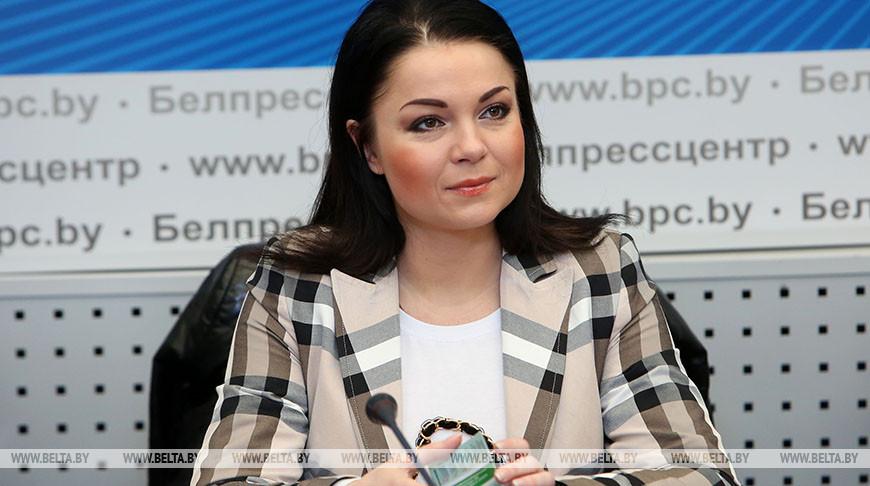 Виктория Алешко. Фото из архива