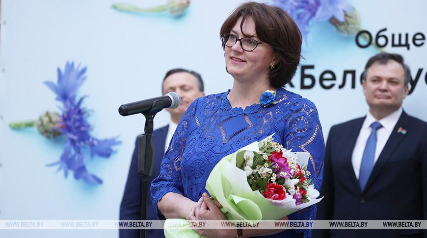 Председатель БСЖ Елена Богдан