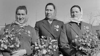 Женщины-передовики Герои Социалистического труда, 1968 год