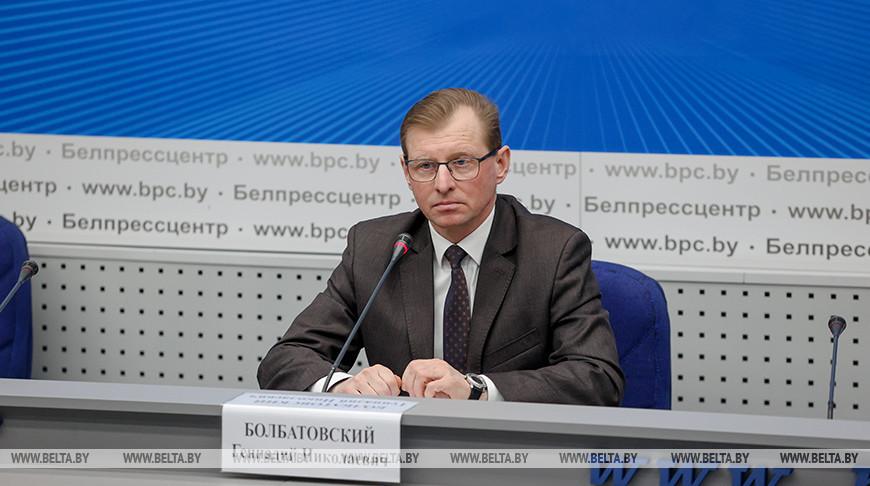 На май в белорусских санаториях забронировано уже более половины мест - Болбатовский