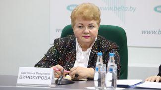 Светлана Винокурова. Фото из архива.