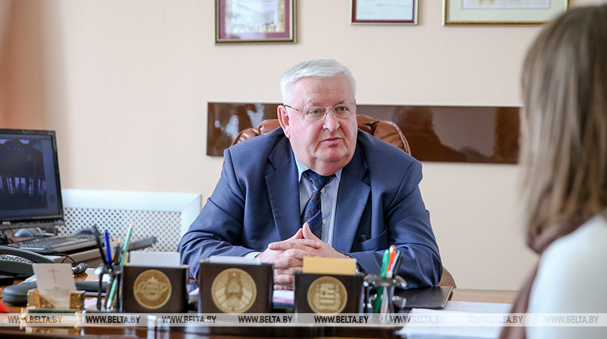 Николай Радоман. Фото из архива