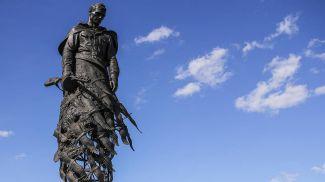 Ржевский мемориал Советскому солдату. Фото ТАСС