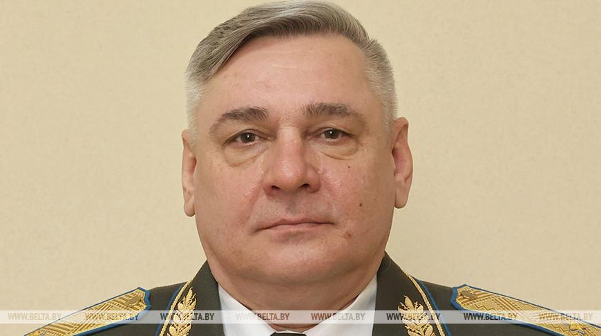 Александра Науменко представили в качестве командующего войсками СЗОК
