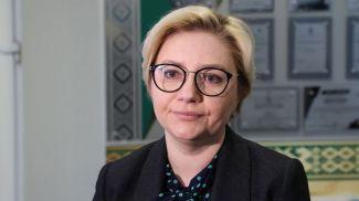 Надежда Лазаревич. Фото из архива