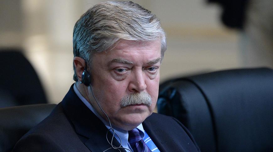 Путин назначил Евгения Лукьянова послом России в Беларуси