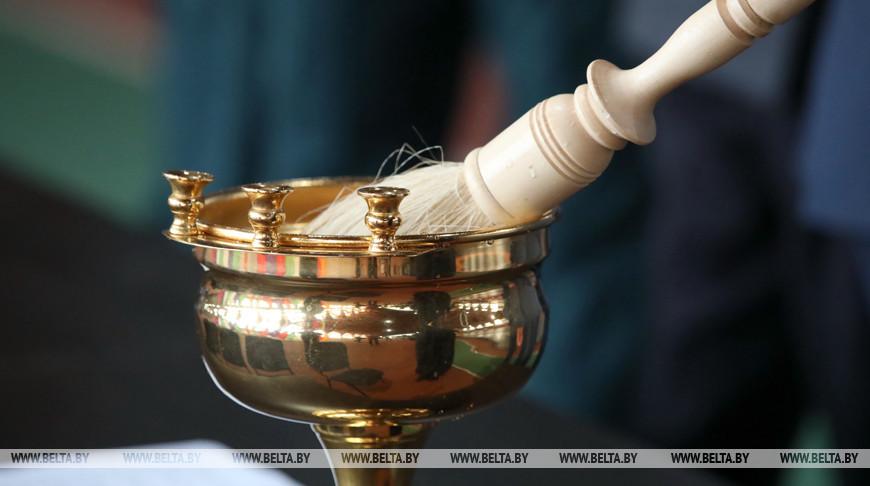 Белтелерадиокомпания проведет прямые трансляции праздничных служб на Пасху