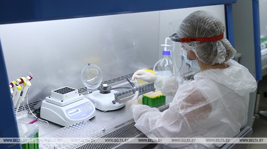 За сутки в Беларуси зарегистрированы 1425 пациентов с коронавирусом, выписаны 1444.